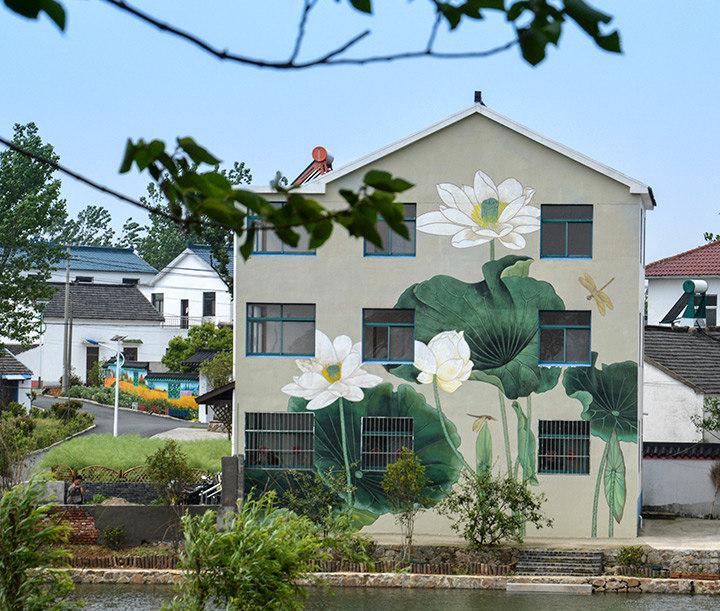 如何选择一个信得过的墙绘公司呢?