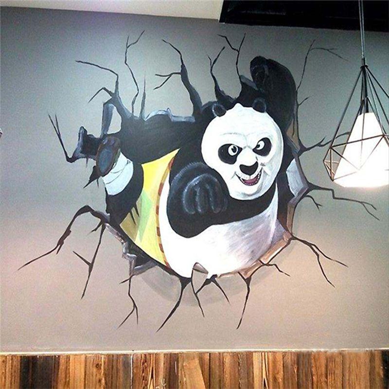 手绘墙绘具体表现的内容又有哪些呢?