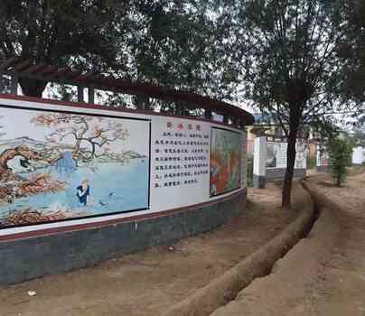文化墙的绘制的作用