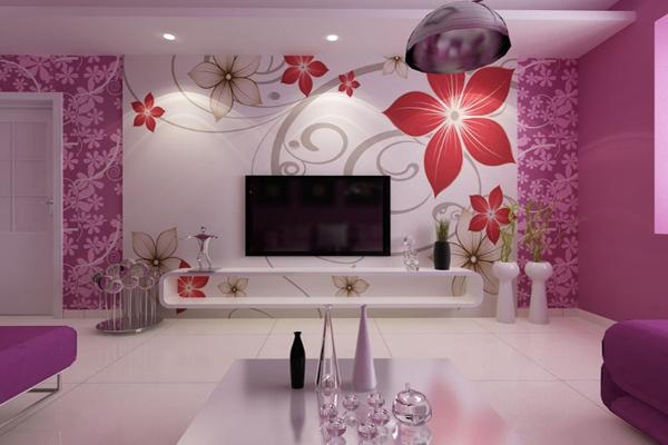 电视背景墙在现代居室设计