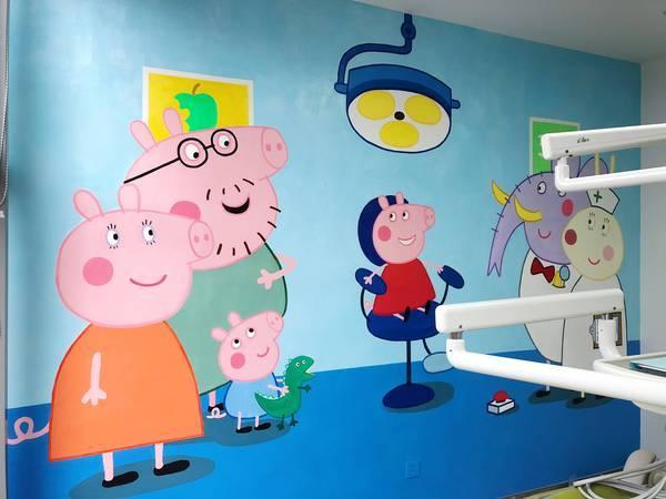 幼儿园的装饰风格有很多特点