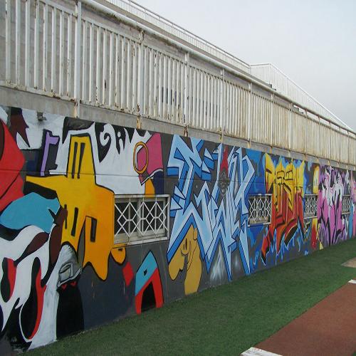 墙体彩绘主要应用于我们生活的哪些方面呢?