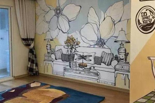 墙体彩绘适用范围